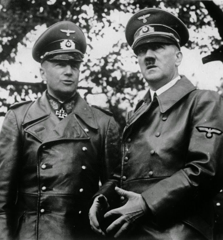 Dinge en Goete (Things and Stuff): This Day in WWII History: Dec 19, 1941: Hitler takes command of the German army
