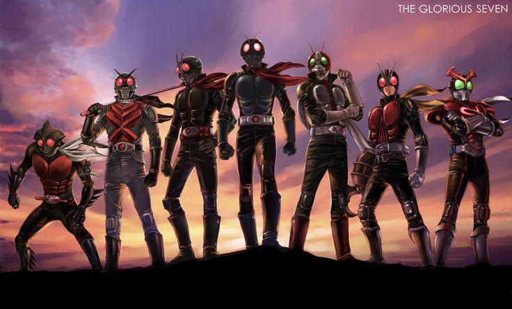 Amazon, X, Nigo, Ichi, V3, Riderman, Stronger