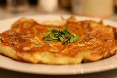 Whitebait Fritters | A traditional New Zealand dish, this is an omelette made with tasty whitebait. #NewZealand #omelette #recipes