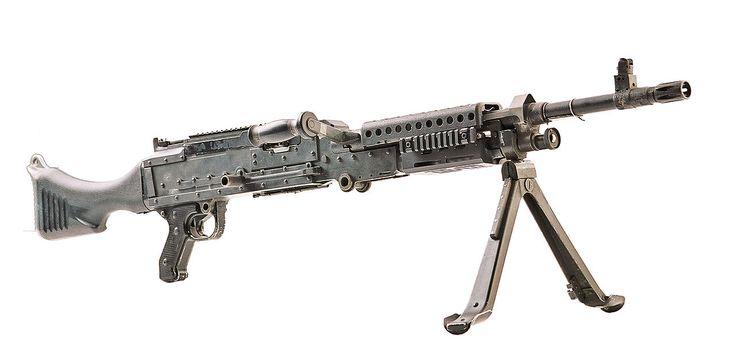 M240 Machine Gun....
