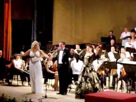 Felicia Filip & Andra Bivol Costea - Barcarolle (J. Offenbach)