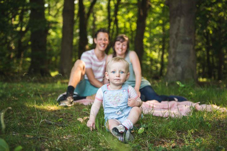 Familieshoot – Iva van 1 jaar