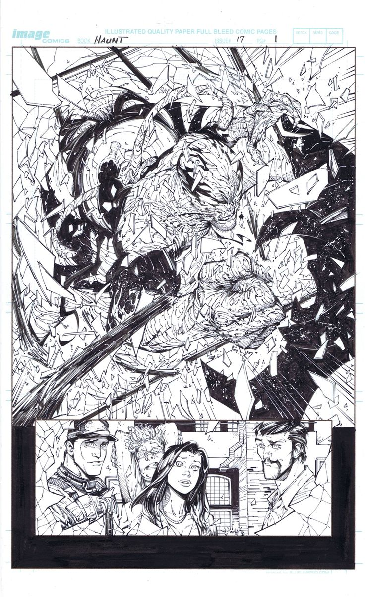 Highly productive comic book artist. One of the best storytellers… Greg Capullo: Books Artists, Pencil, Greg Capullo, Jonathanglapion, Comic Books, Products Comic, 17 Pg1, Comics, Haunted 17