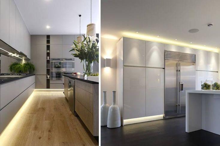 Iluminacion Techo Cocina Moderna ~ Sponey.com = Ideas de Diseño Para ...