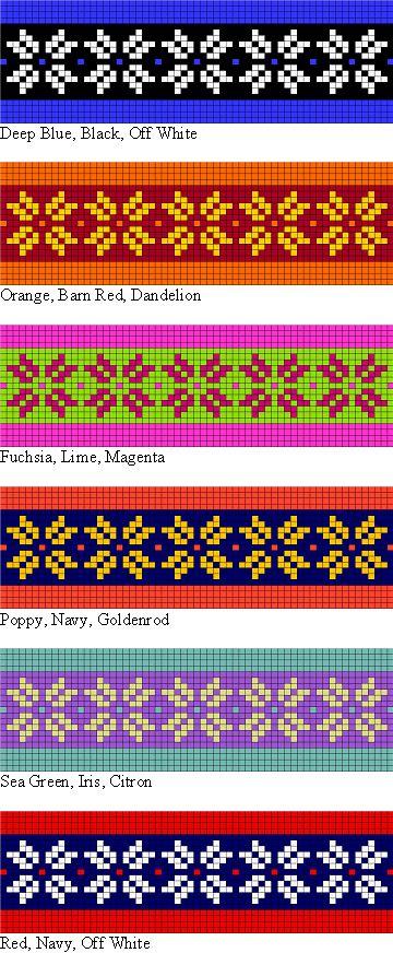 Two Stands Headband, a free Knitting pattern