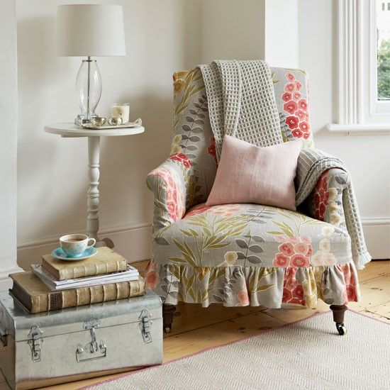 Country Bedroom Ideas For A Stylish Lifestyle Nowadays: 17 Best Images About Furnishings: Slip Cover Magic On