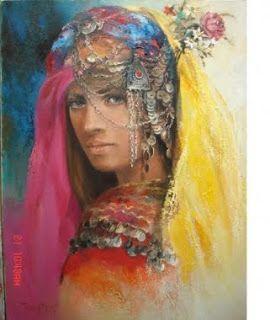 Anadolu Kadını Resimleri / Remzi İren