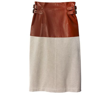 50s: Belstaff skirt - Fabulous at Every Age: Resort Chic