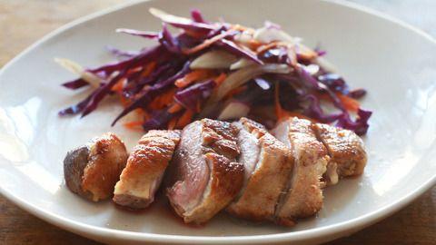 Delaney Mes recipes: For ducks' sake