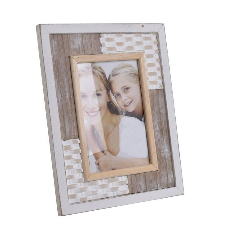 Wooden Frame 10x15 cm - Frames Wood-Leather - FRAMES-ALBUMS - inart