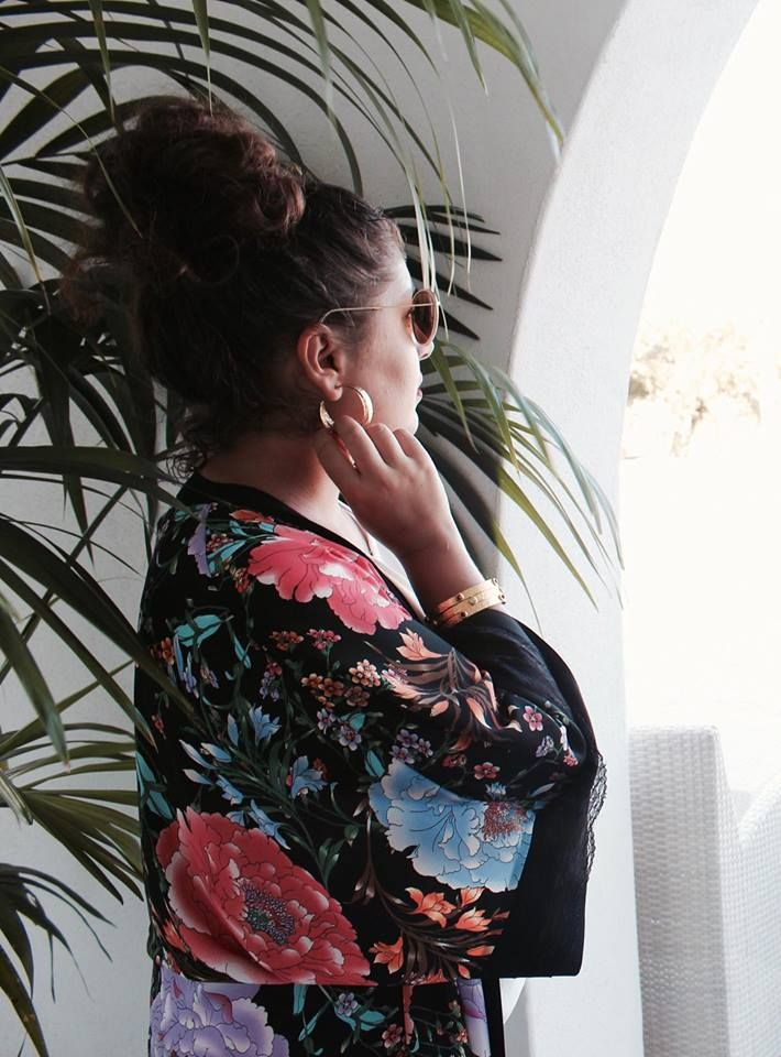 Il kimono secondo Yoek | The colours of my closet