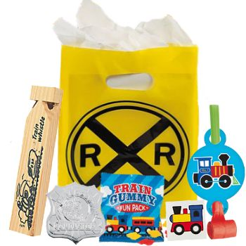 40% OFF: Train Party Loot Pack Party Supplies Canada - Open A Party