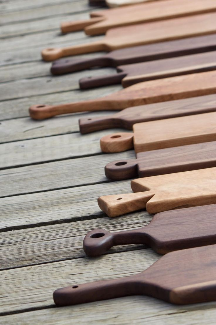 Culinary Gifts Hardwood Serving and Chopping Boards - Atelier Boutiques