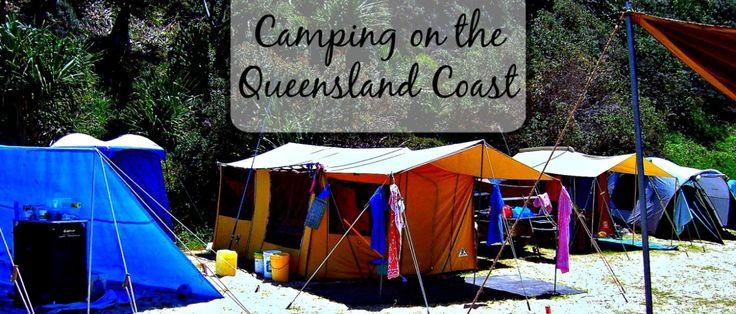 Camping Queensland Coast