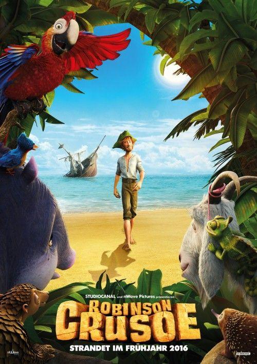 Robinson Crusoe (2016)  ;)
