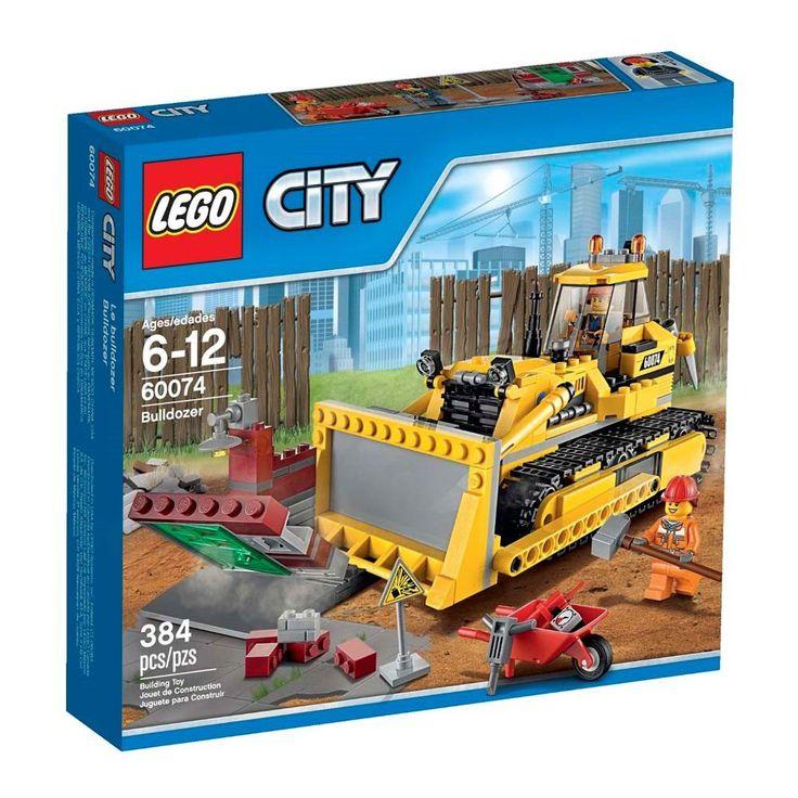 Conheça a sensacional Lego Escavadora, uma máquina poderosa que vai auxiliar nas mais desafiadoras obras.   A escavadeira possui detalhes incríveis e vai permitir as crianças soltarem a imaginação e usem toda a criatividade para criarem as mais animadas historias. Para tornar as brincadeiras ainda melhores, inclui também a mini figura de um habilidoso controlador de escavadeira.   Lego City é um produto impecável que vai proporcionar muitos momentos de alegria e diversão.