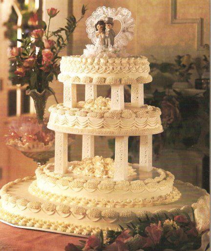 120 Best Images About Elegant Wedding Cakes On Pinterest