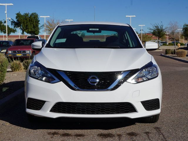 Did you know that the Nissan Sentra provides great fuel economy with an average 36 MPG highway? https://www.lhmnissanmesa.com/new-inventory/nissan-sentra-mesa-az.htm