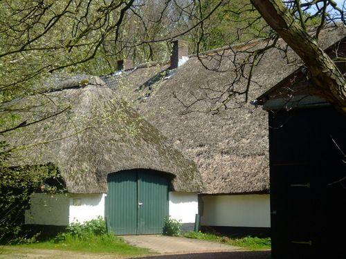 Beesd, boerderij op het Landgoed Marienwaerdt