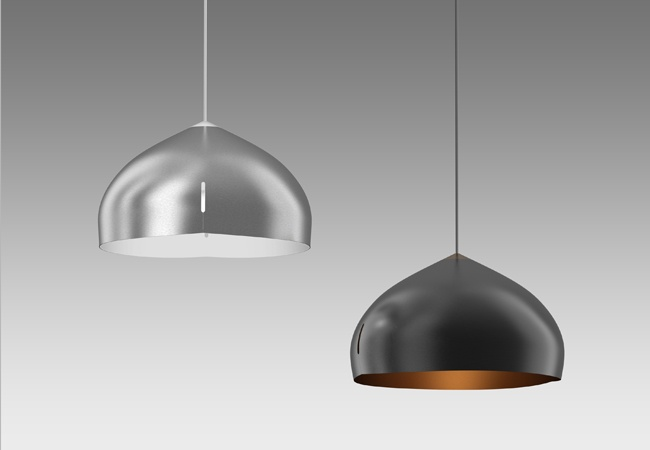 SF (Spin & Fold) Lamp Series by Vim & Vigor - 2