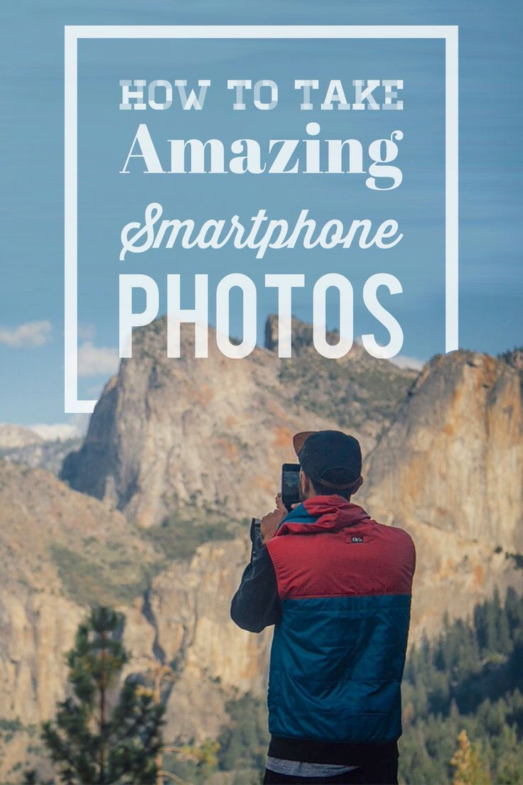 How to take better adventure photos with your iPhone!
