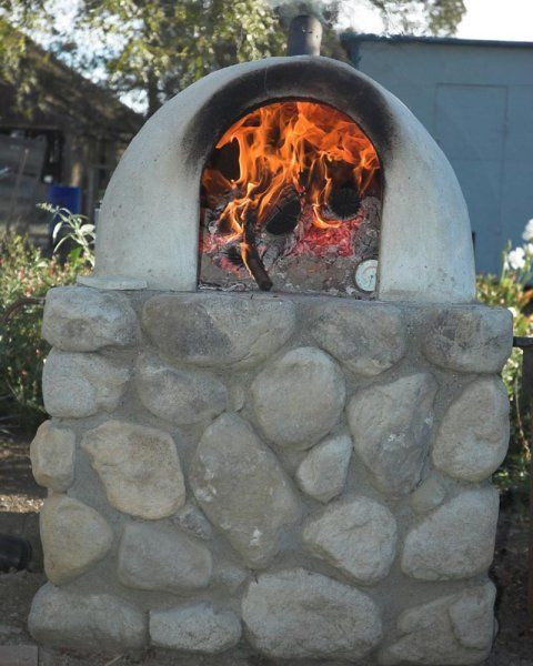 Amazing Outdoor Kitchens That You Might Have While Living: 1000+ Images About Adobe Oven On Pinterest