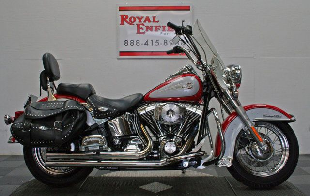 Ebay 2002 Harley Davidson Flstc Heritage Classic Nice Harley Softail 2002 Harley Heritage Softail Classic Nice Bicycle Maintenance Bike Cool Bike Accessories