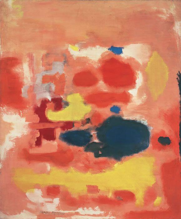 Azul, naranja, rojo - Mark Rothko - WikiArt.org
