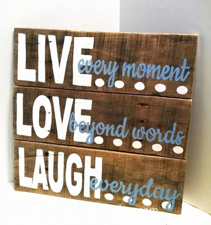 25 Best Ideas About Pallet Home Decor On Pinterest Pallet Decorations Pallet Ideas And Pallet Diy Decor