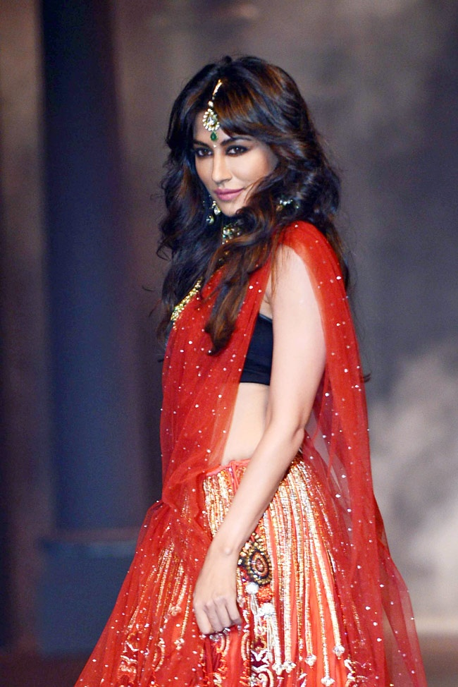Chitrangada Singh Day-2 of India International Jewellery Week