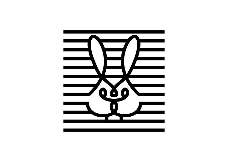 Галина Паламарчук / 1 курс  #rastr #animal #logo