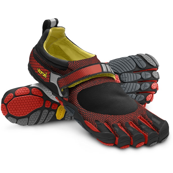 7d9ebbae7d2849 Vibram Five Finger Shoes - they free your feet! | Things I Want | Barefoot  shoes, Shoes, Running shoes for men