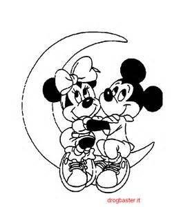 Malvorlage Mickey Mouse