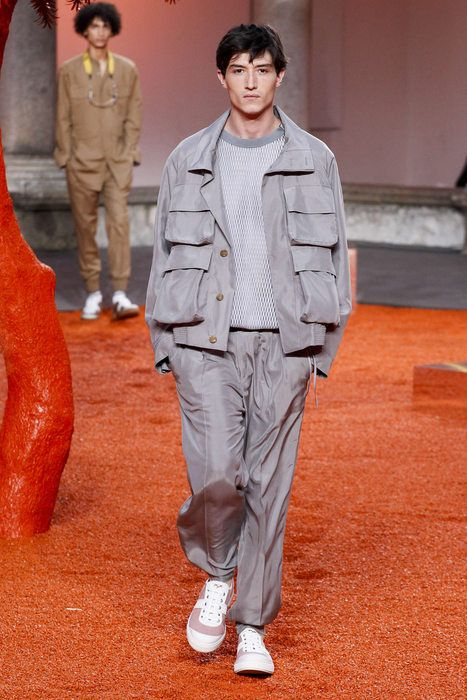 Ermenegildo Zegna, Primavera/Estate 2018, Milano, Menswear
