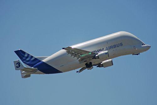 Avion A300-600ST. El avión con la mayor capacidad de carga: Ivan