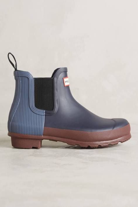 Chelsea Rain Boots by Hunter