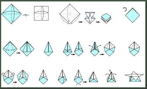 """Ιδεες για δασκαλους: Πουγκί """"Αστέρι"""" από χαρτόνι (χωρίς κόλλα!)"""