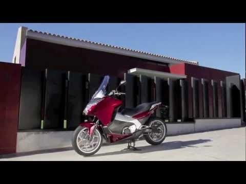 Honda Integra Spot Honda NC700S