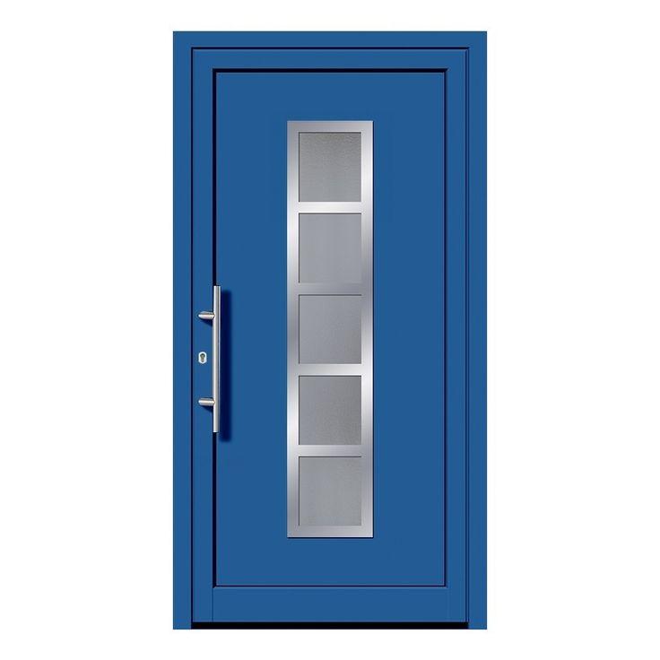 Sprossenfenster kunststoff anthrazit  Die 25+ besten Kunststofftüren Ideen auf Pinterest | Haustüren ...