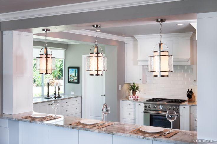 Beautiful Kitchen, light fixtures in Orlando, Florida