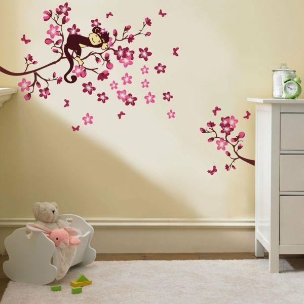 14 best 14 Ideas For Great Childrenu0027s Room images on Pinterest - wandsticker babyzimmer nice ideas