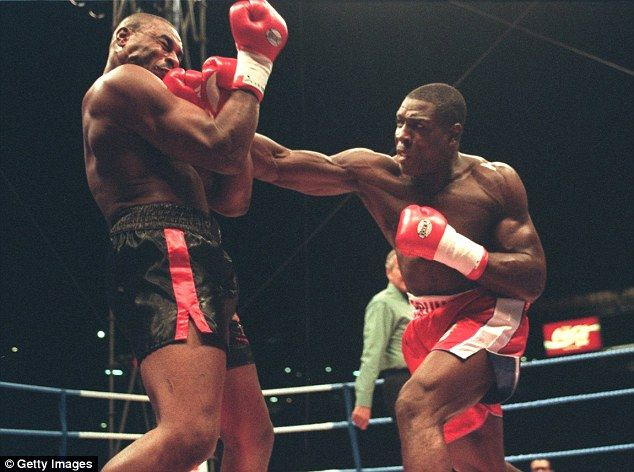 Bruno was crowned WBC world heavyweight boxing champion in 1995, beatingOliver McCall