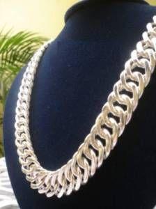 correntes de prata: Correntes de Prata Masculina