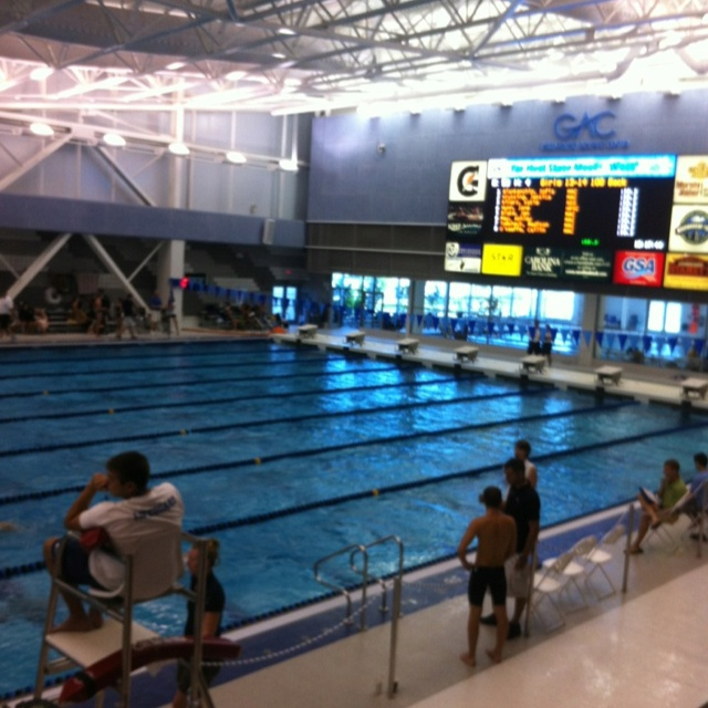 Greensboro Aquatic Center Tarheel Long Course July 2012 Pools Where I 39 Ve Spent Countless