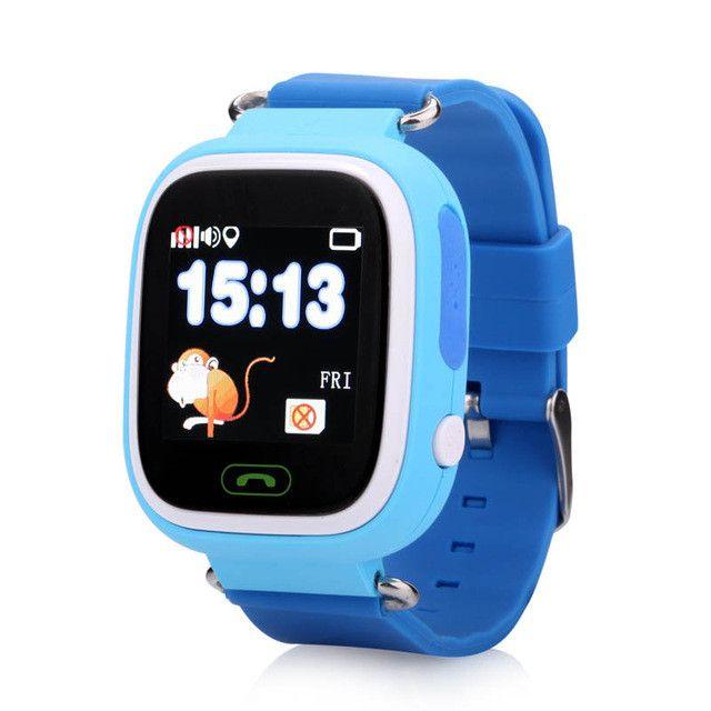 Wonlex 2016 Kids GPS Watch MTK2503 Touch Screen Child Google Map SOS Button Watch for Child LBS/GPS/WIFI Locator