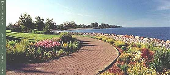 North Bay Ontario Waterfront