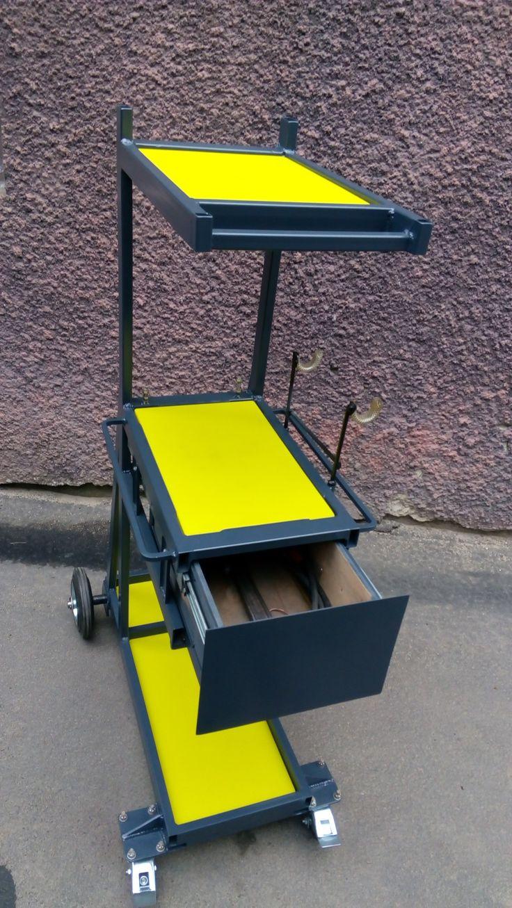 Сварочная Тележка Welding Cart
