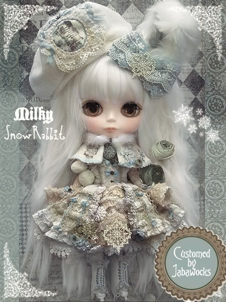 Atelier Jabawocks - Miraculously Decadent Blythe Dolls ~ Drop Dead Cute - Kawaii for Sexy Ladies