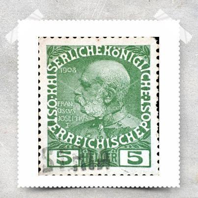 Egy kis posta történelem:    1850. december 26.  I. Ferenc József kiadja postapátensét melyben visszaállította az 1848 előtti állapotokat.   Bevezetik a postautalvány-rendszert és a levélbélyegek használatát.