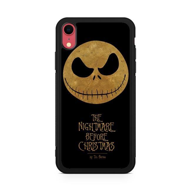 The Nightmare Before Christmas By Tim Burton Iphone Xr Case Nightmare Before Christmas Before Christmas Tim Burton